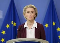 Von der Leynova napovedala boljšo pripravljenost EU na pandemije