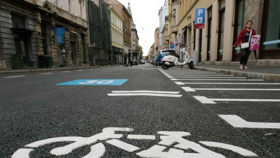 Evropski teden mobilnosti obeležujejo v okoli 3000 mestih (foto: Hina/STA)