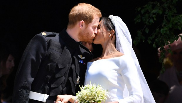 Princ Harry in Meghan Markle na naslovnici – kakšni so odzivi in s čim sta počastila Diano (foto: Profimedia)