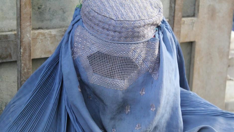 Ministrstvo za ženske talibani spremenili v ministrstvo proti pregreham (foto: profimedia)