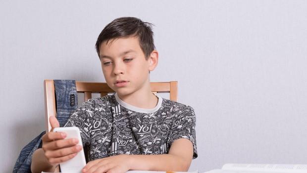Francozi zaskrbljeni zaradi spletnega nadlegovanja šestošolcev (foto: profimedia)