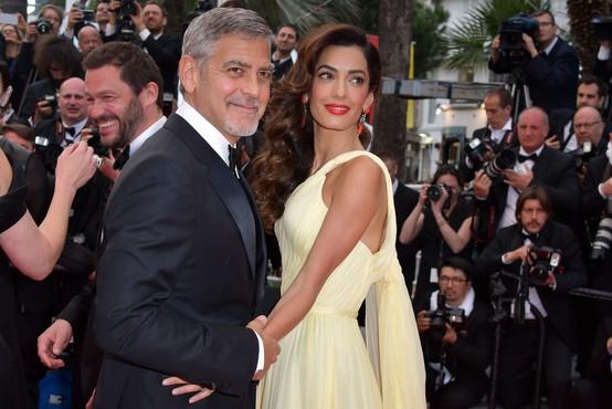 Amal Clooney posebna svetovalka Mednarodnega kazenskega sodišča