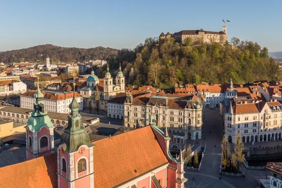 Ljubljana med 7 mesti, ki kandidirajo za naziv evropska prestolnica pametnega turizma