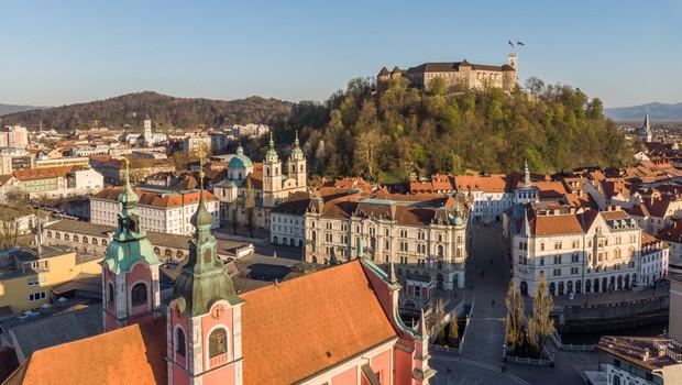 Ljubljana med 7 mesti, ki kandidirajo za naziv evropska prestolnica pametnega turizma (foto: profimedia)