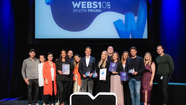 Mercator prejemnik več WEBSI nagrad (foto: osebni arhiv)