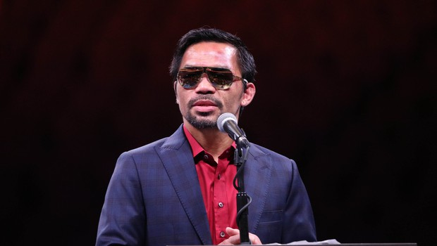 Sloviti filipinski boksar Manny Pacquiao kandidat za predsednika države (foto: profimedia)