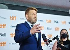 Občinstvo na filmskem festivalu v Torontu navdušil Kenneth Branagh z Belfastom