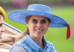 Britanska princesa Beatrice se je razveselila prvorojenke