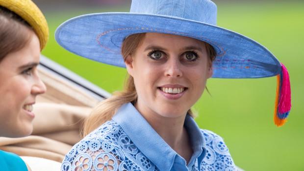 Britanska princesa Beatrice se je razveselila prvorojenke (foto: Profimedia)
