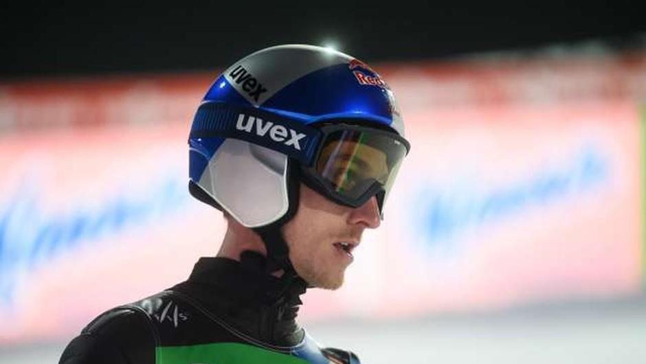 Avstrijski skakalec Gregor Schlierenzauer končal kariero (foto: Nebojša Tejić/STA)