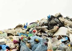 Lani v Sloveniji nastalo za skoraj devet odstotkov manj odpadkov
