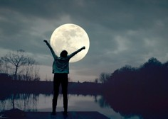 Iniciacijski obred Boginje ob polni Luni!