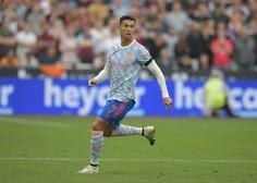 Ronaldo v prevari ob četrt milijona funtov
