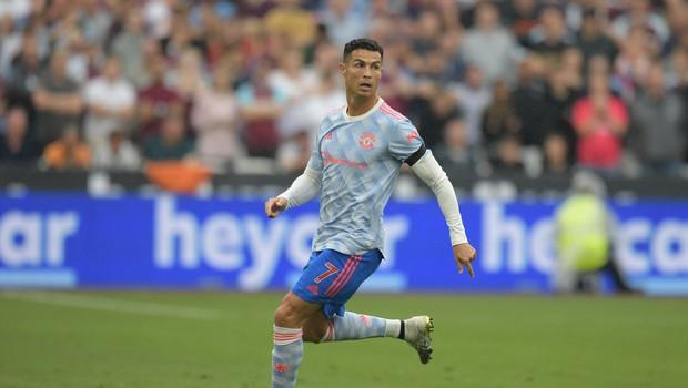 Ronaldo v prevari ob četrt milijona funtov (foto: Profimedia)