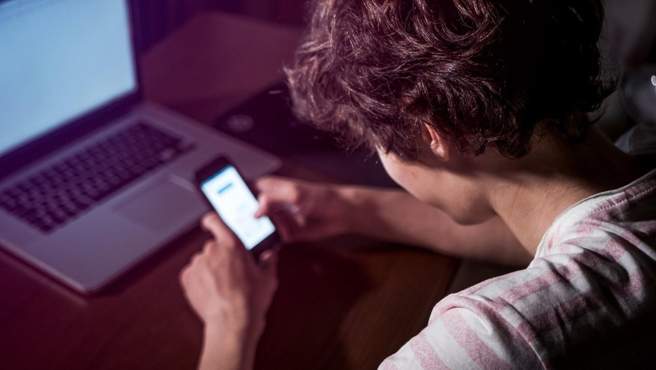 """Robert Oravecz: """"Na osnovi teh zapisov na družbenih omrežjih sem spoznal, da besede lahko ubijejo!"""" (foto: profimedia)"""