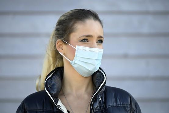 V torek opravili 5930 PCR-testov in z njimi potrdili 1186 okužb