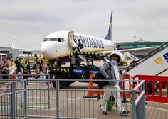 Ryanair iz Zagreba odpira 24 novih letalskih letov (objavljamo SEZNAM)