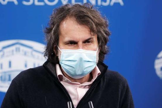 """Marko Pokorn: """"Situacija je kot sredi zime! Otroški oddelki so polni!"""""""