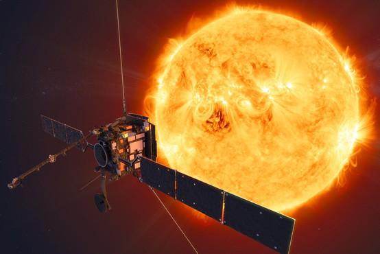 Opozorilo znanstvenikov: zaradi sončne nevihte smo lahko več mesecev brez interneta