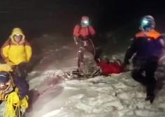 Snežna nevihta na Elbrusu usodna za pet alpinistov, 14 so jih rešili