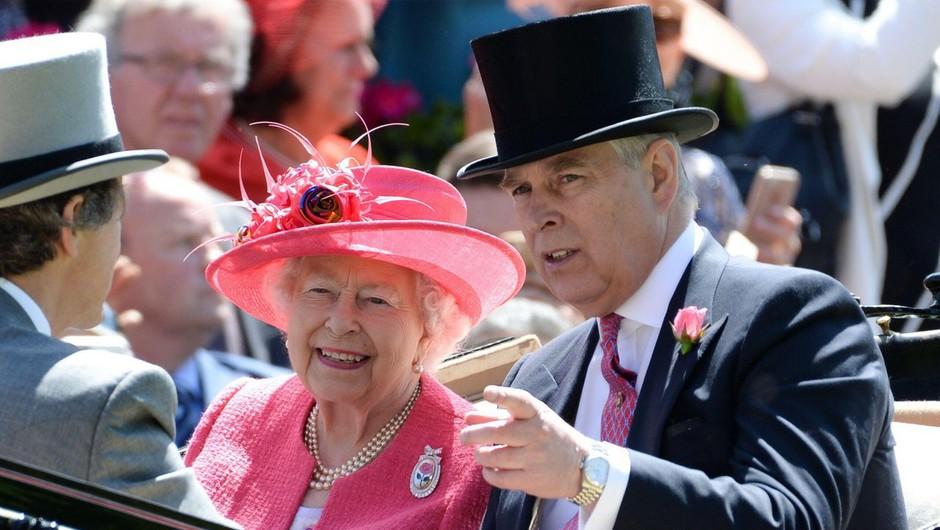 Ameriški odvetniki princa Andrewa potrdili, da so prejeli sodne dokumente (foto: profimedia)