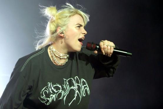 Glasbene zvezde od Billie Eilish do BTS in Eltona Johna za podnebje, cepivo in proti revščini