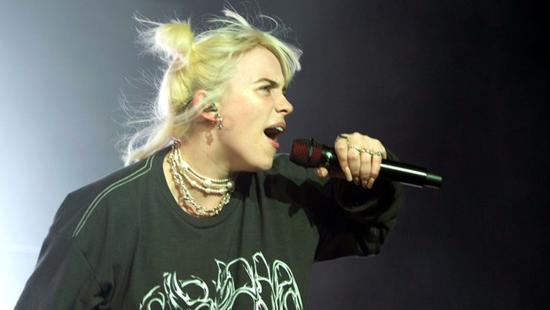 Glasbene zvezde od Billie Eilish do BTS in Eltona Johna za podnebje, cepivo in proti revščini (foto: profimedia)