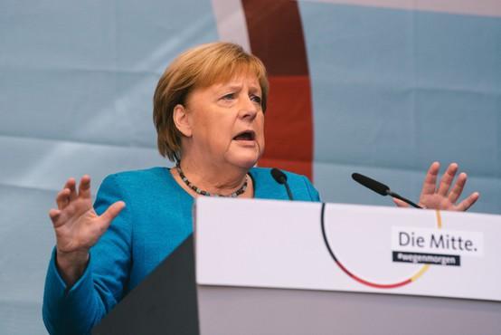 Anketa kaže, da dobra polovica Nemcev ne bo pogrešala odhajajoče kanclerke