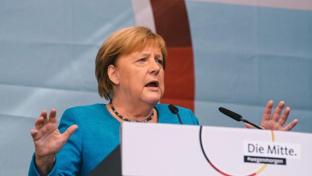 Anketa kaže, da dobra polovica Nemcev ne bo pogrešala odhajajoče kanclerke (foto: profimedia)