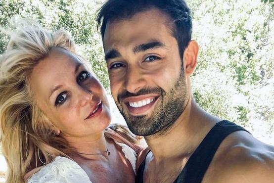 """Sam Asghari tik pred predvajanjem novega dokumentarca: """"Upam, da bo spoštljiv do Britney!"""""""