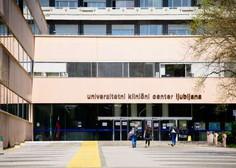 Pri bolnici v UKC Ljubljana sum na zaplet po cepljenju z vektorskim cepivom
