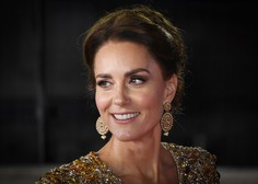 Kate Middleton je v tej prečudoviti obleki vse pustila brez besed - navdušenja ni skril niti ta zvezdnik
