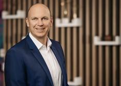 Manager leta 2021 je Adrian Ježina, predsednik poslovodstva Telemacha