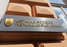 Ustavno sodišče zadržalo izvajanje pogojev PC za državno upravo