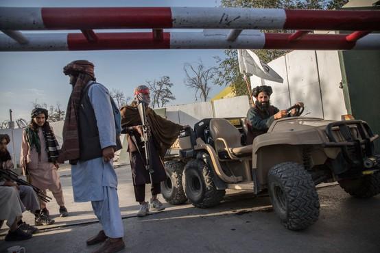 Talibani pozvali na sodišče nizozemske tolmače, sicer bodo kaznovali njihove svojce