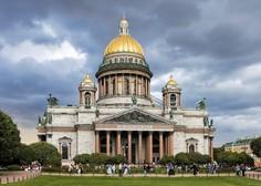 Po 127 letih od zadnje kraljevske poroke v Rusiji je v St. Peterburgu dahnil da Georg Romanov