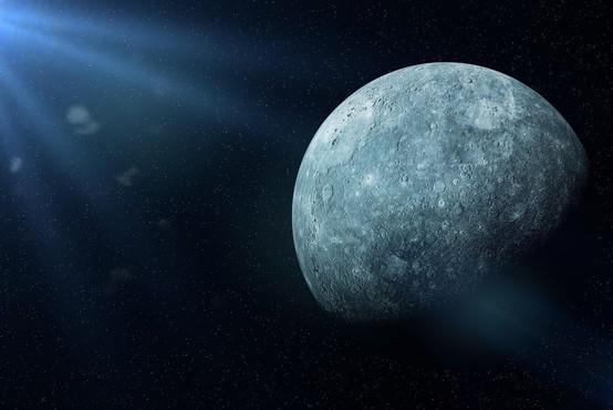 Sonda BepiColombo po treh letih poslala na Zemljo prve posnetke Merkurja