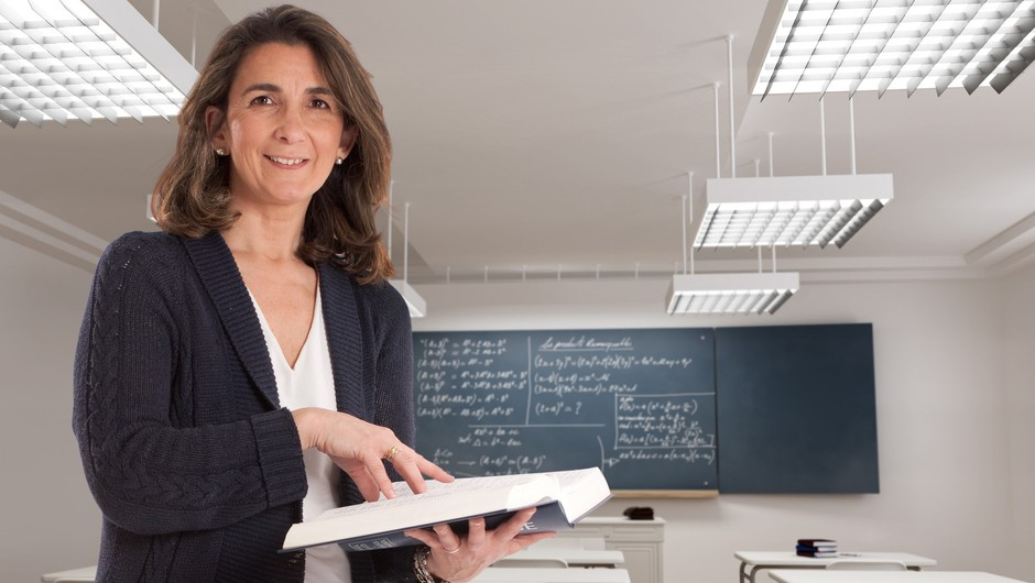 Svetovni dan učiteljev: Izobraževanje večinoma domena žensk (foto: Profimedia)
