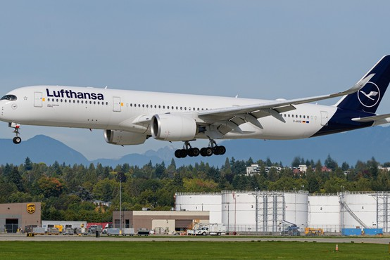 Lufthansa s 130 dodatnimi leti na sončne destinacije