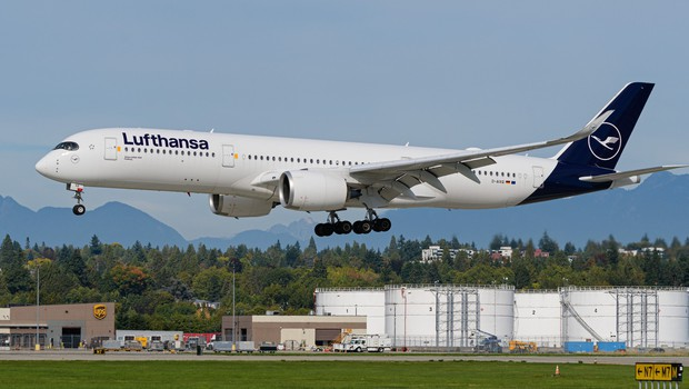 Lufthansa s 130 dodatnimi leti na sončne destinacije (foto: Profimedia)