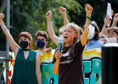 »Bla, bla, bla,« je jasna Greta Thunberg (ali: kdo sploh določa globalno okoljsko politiko)