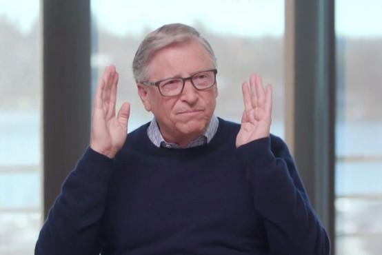 Bill Gates NIKOLI ni rekel, da 'mora 3 milijarde ljudi umreti'!