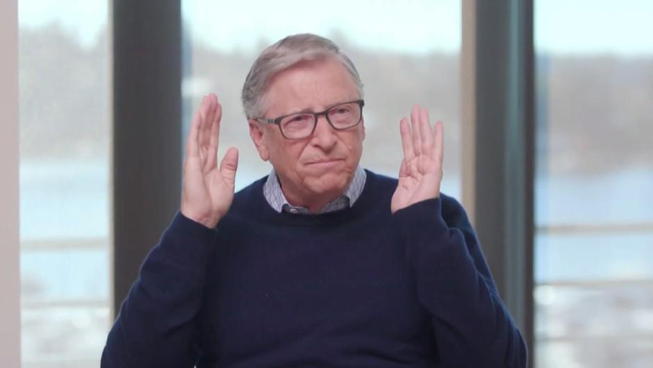 Bill Gates NIKOLI ni rekel, da 'mora 3 milijarde ljudi umreti'! (foto: profimedia)