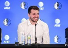 Luka Dončić: Moj cilj je osvojitev naslova prvaka