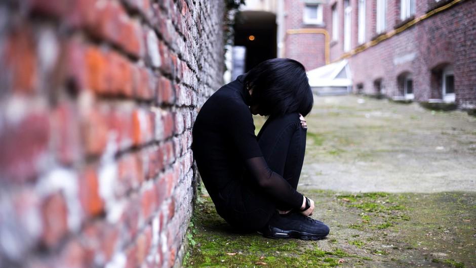 """""""Mlajša starost tudi v slovenskem vzorcu predstavlja povečano tveganje za depresijo in anksioznost!"""" (foto: profimedia)"""