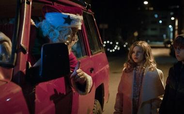 Prvi slovenski božični film: družinska pustolovščine KAPA