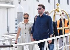 Jennifer Lopez in Ben Affleck na rdeči preprogi ponovno izgledala preprosto čudovito - imamo fotografije!
