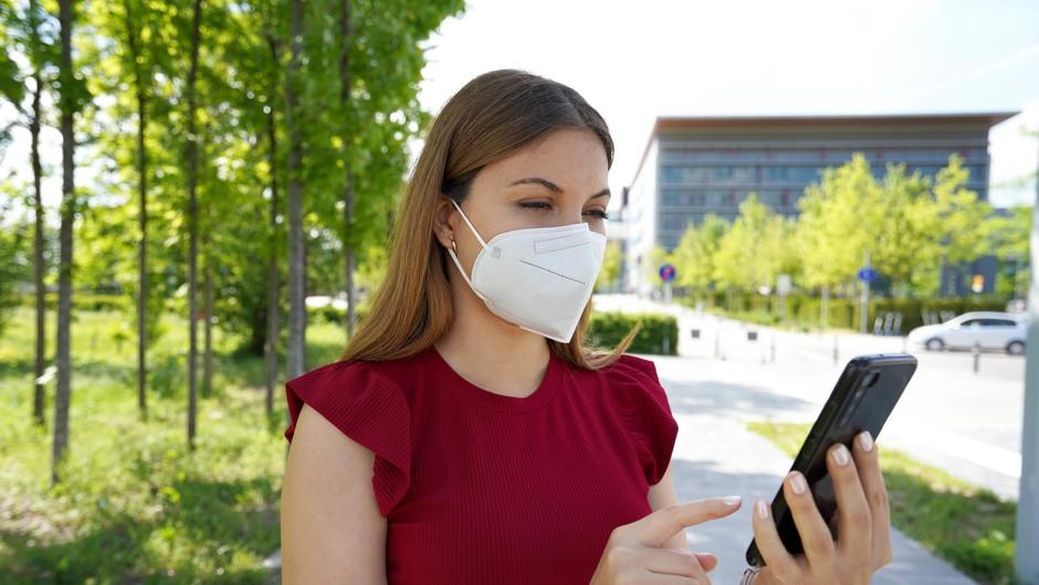 Ljudje bolj optimistični glede širjenja koronavirusa (foto: Profimedia)