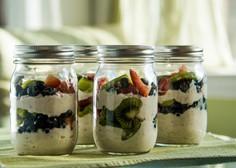 Recept za uravnotežen zajtrk, ki ga pripravite v samo 5 minutah