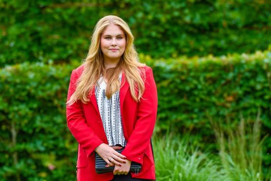 Nizozemska princesa bi se lahko poročila z žensko in vseeno postala kraljica